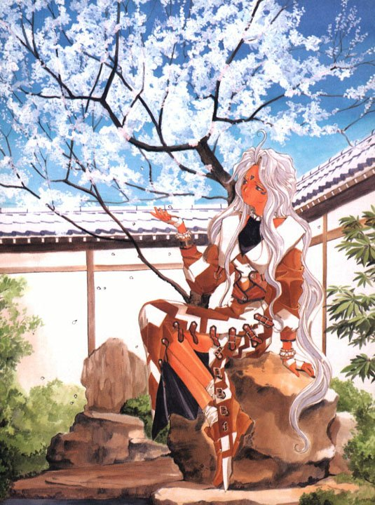 Urd longing after the Spirit of the Plum Tree...